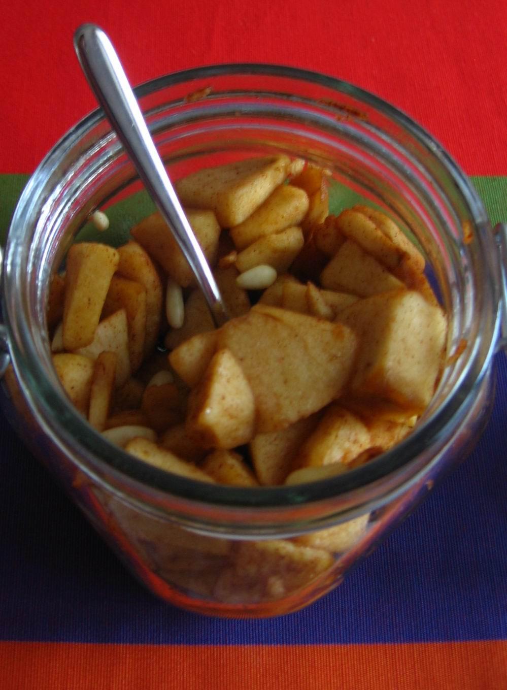 La cucina vegana di elettra mela cotta in lavastoviglie - Cucinare nella lavastoviglie ...
