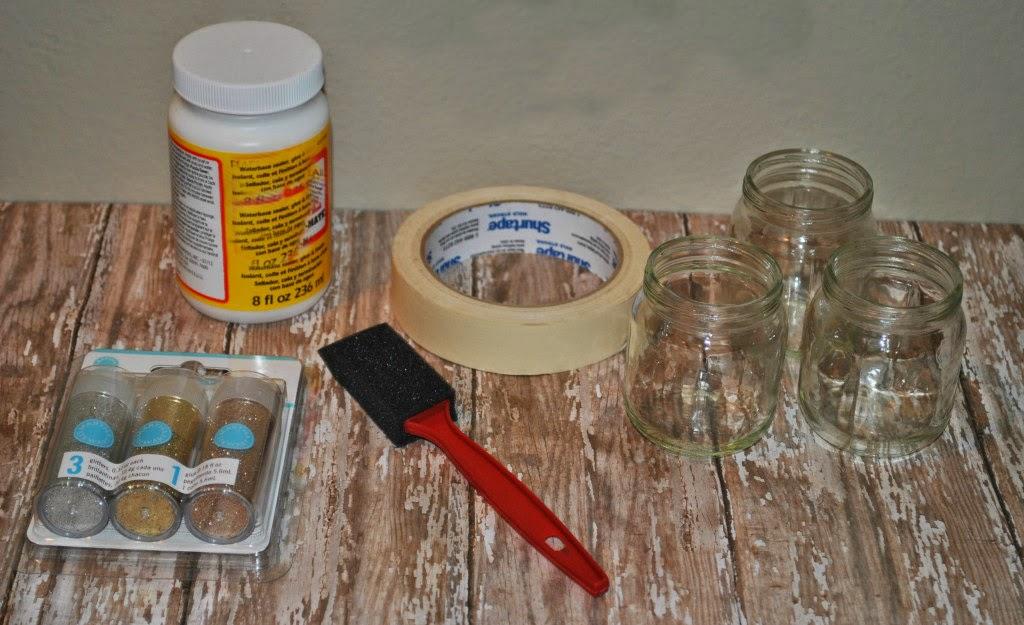 Arte y hobby: candelabros reciclados con cristamagic