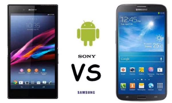 Samsung Galaxy S3 Vs Sony Xperia Z Review Perbandingan Spesifikasi