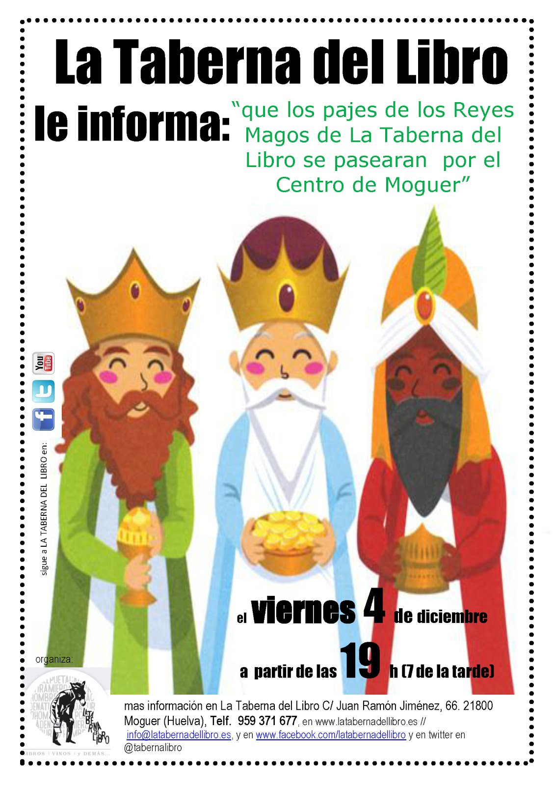 Reyes Magos...
