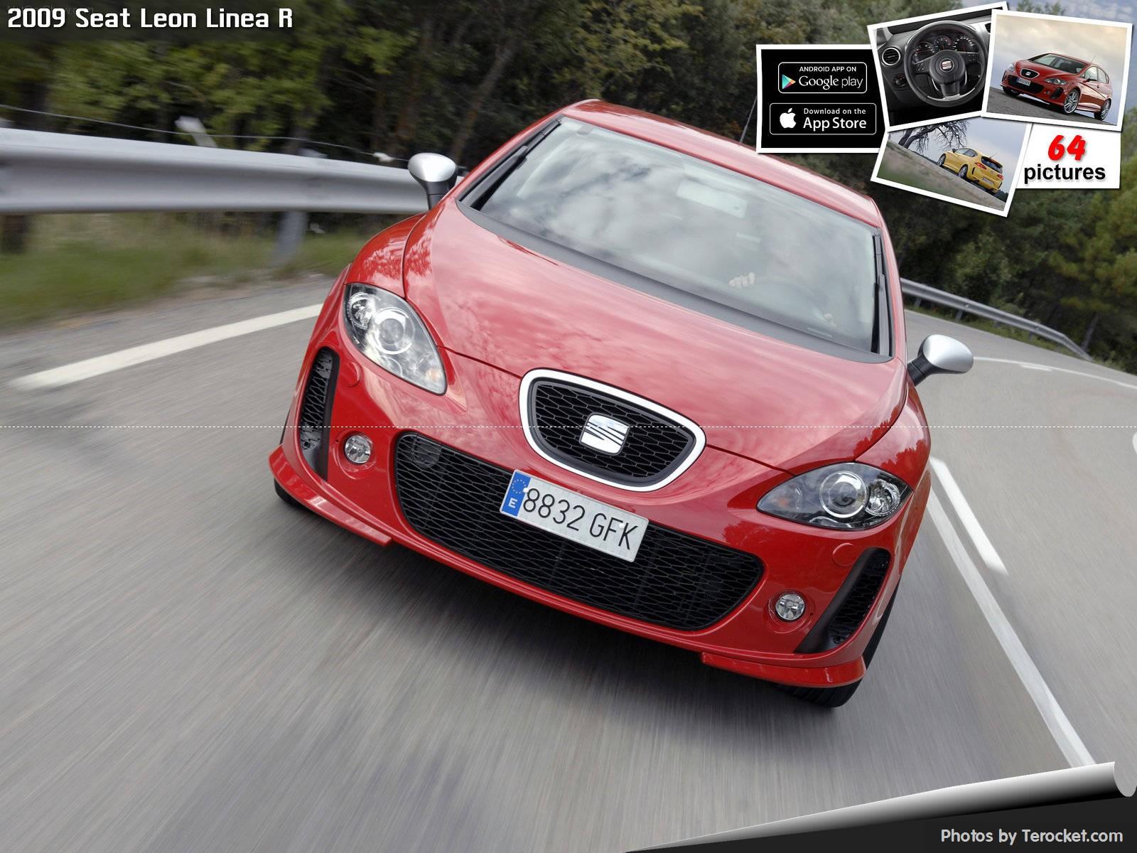 Hình ảnh xe ô tô Seat Leon Linea R 2009 & nội ngoại thất