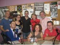 """POESÍA EN SIDECAR EN """"POETAS EN EL AIRE"""" - RADIO VALLEKAS (30/05/12)"""