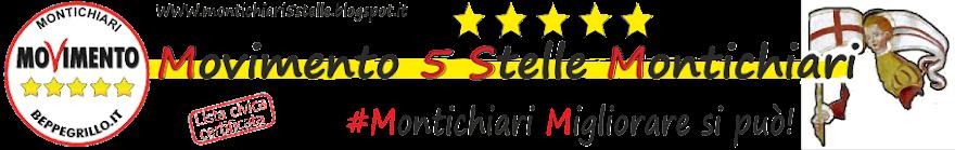 Movimento  5 stelle Montichiari