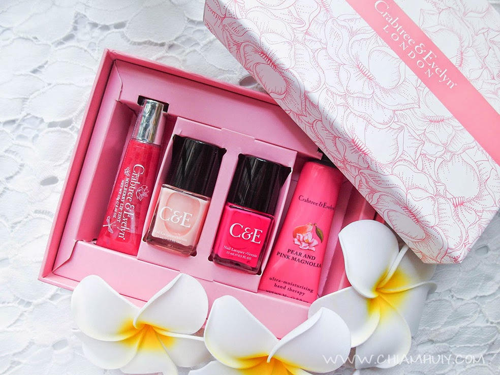 Mother\'s day gift ideas with Crabtree and Evelyn Singapore - Celine ...