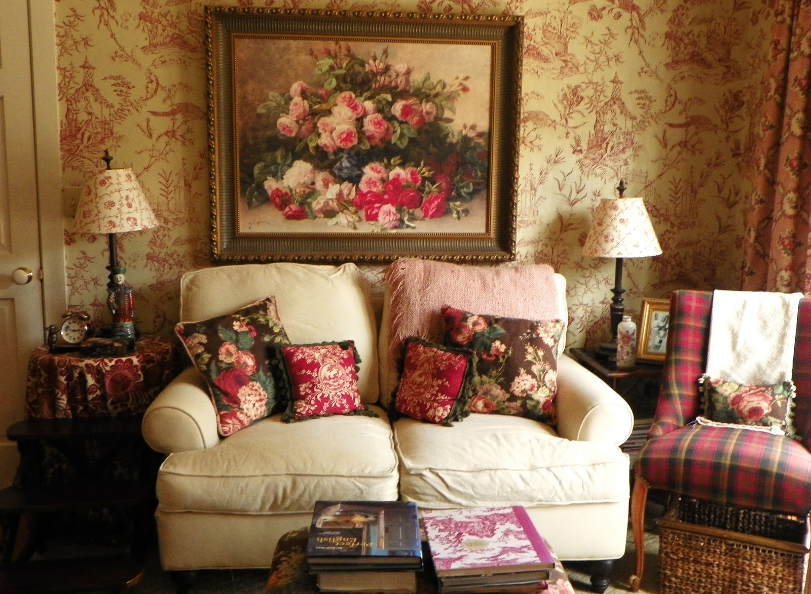 English Country Decor Cozy Room Cozy Winter Country