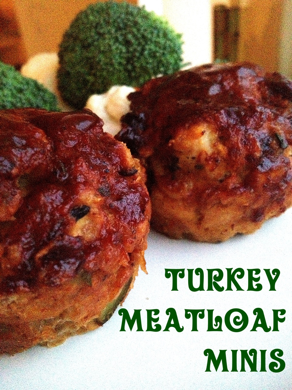 Turkey Meatloaf Minis