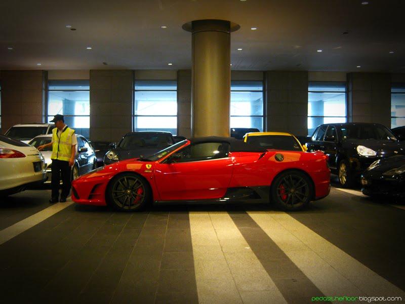 Car Wallpaper Ferrari F430 Scuderia Side Ferrari F430 Scuderia 16m