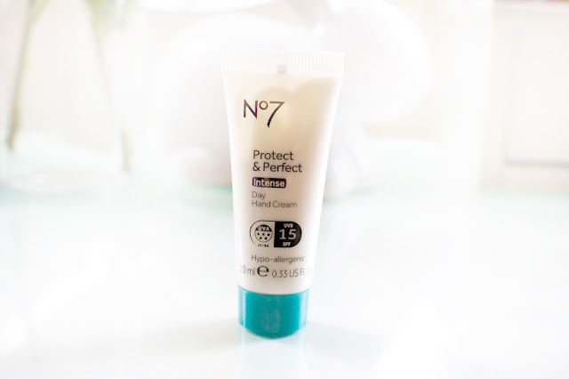 No7 Protect and Perfect intense hand cream