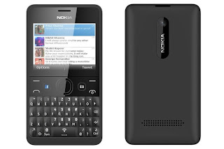 Nokia Asha 210 with dedicated Facebook button