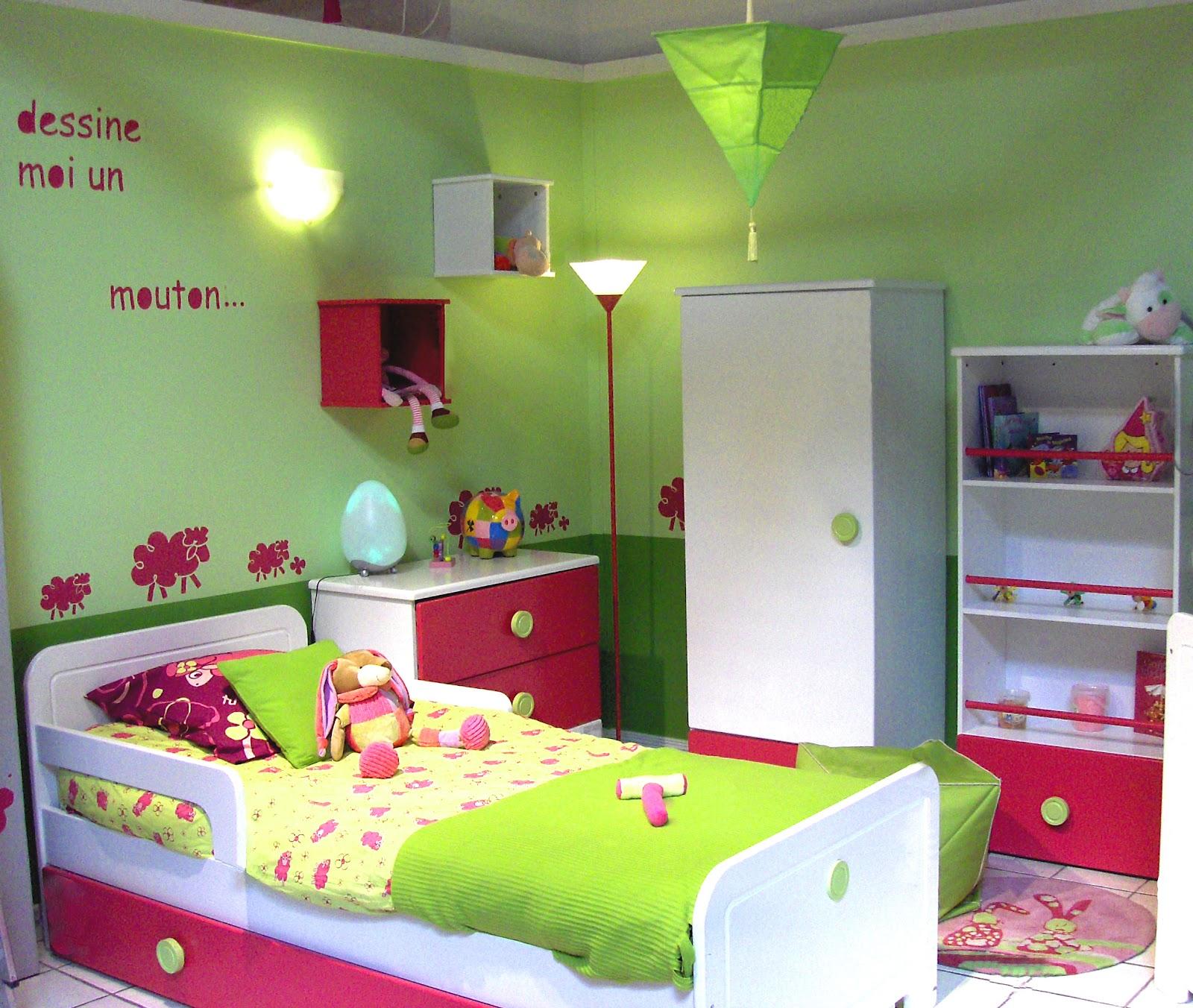 Per 39 in d co chambre enfant - Modele chambre enfant ...