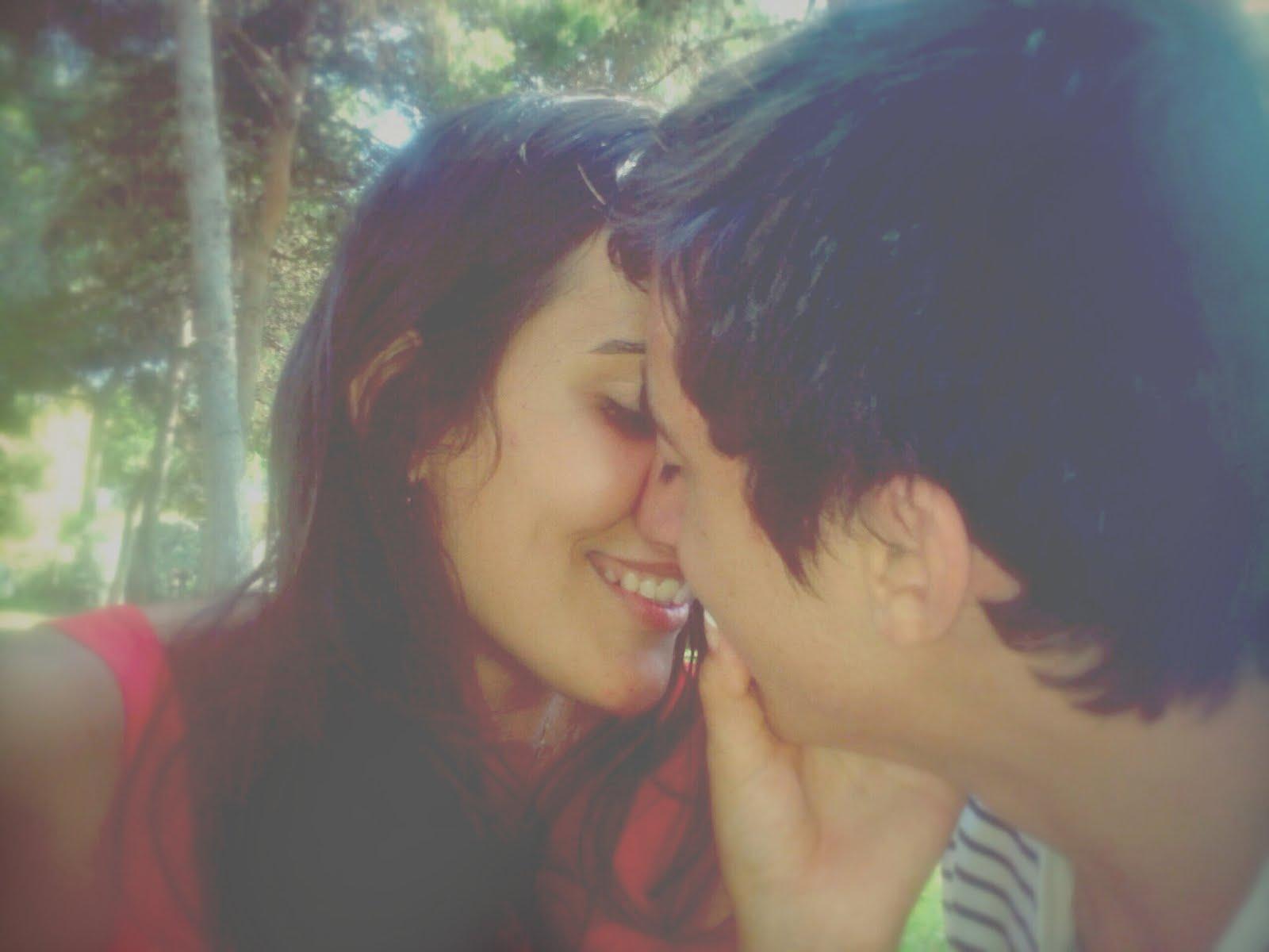 Si besarte no es perfecto... Adoro la imperfección.