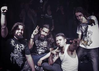 Chaos Synopsis: Três Álbuns, 4 tours europeias...preste atenção nestes caras!