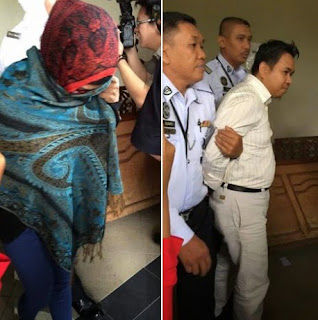 VIDEO KES MyVi PEMBUNUH Dua pemandu Myvi didakwa hari ini Mengaku Tidak Bersalah