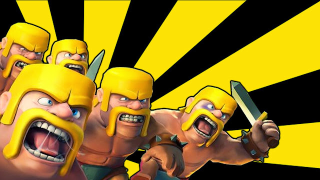 1090902-Barbarian Clash of Clans 1080p Wallpaperz