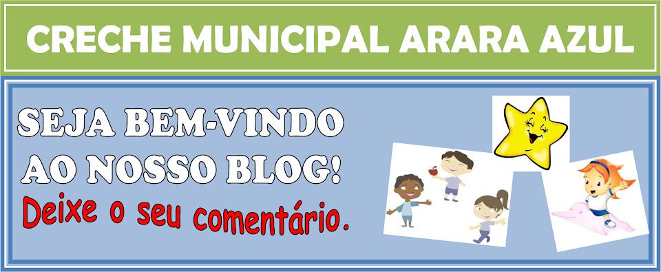 ARARA AZUL- JUNTOS PELA EDUCAÇÃO