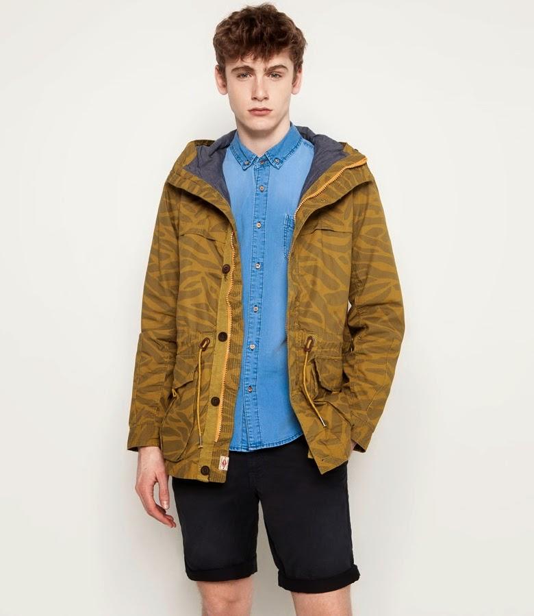 Купить Куртку Pull Bear