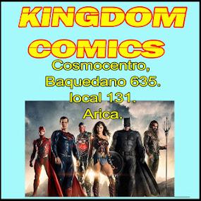 KINGDOM COMIC ARICA