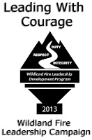 Leading with Courage logo