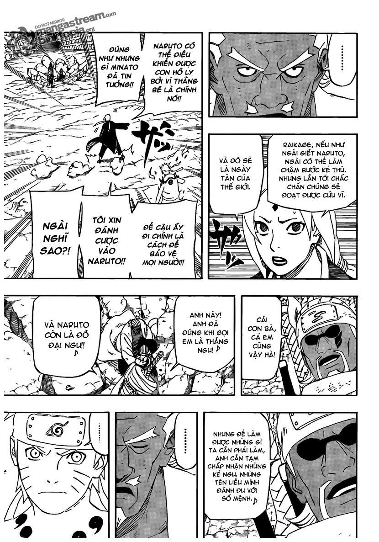 Naruto - Chapter 544 - Pic 9