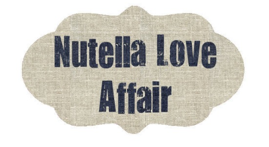 Nutella Love Affair