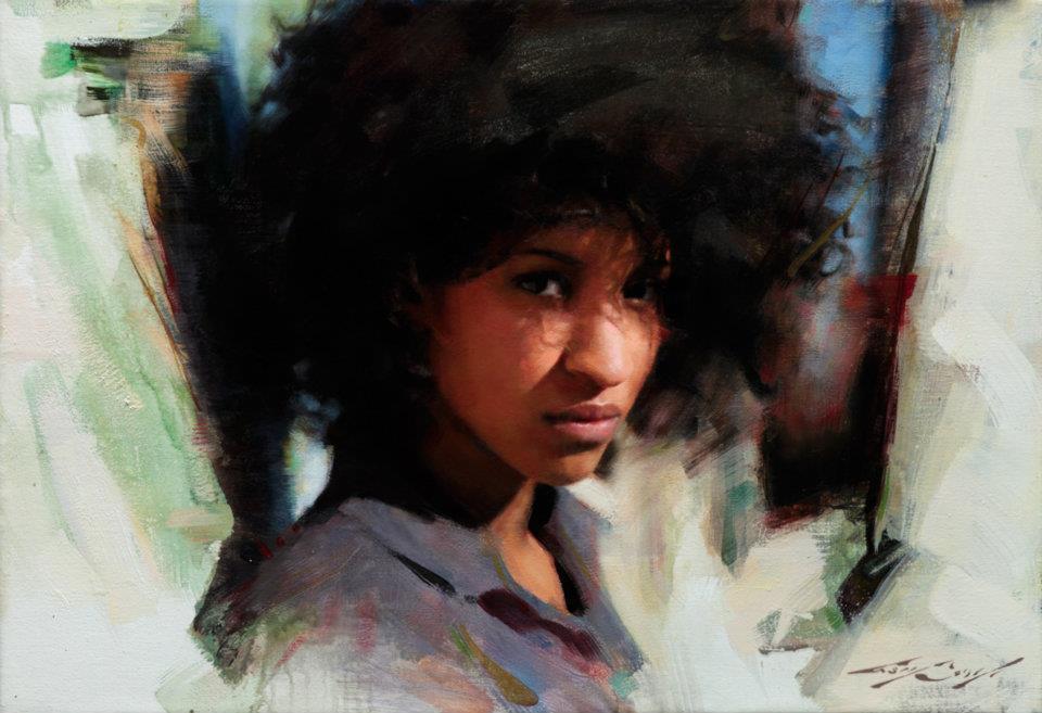 Casey Baugh 1984 Figurative Painter Tutt Art