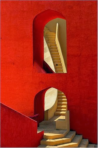 stairs design in India