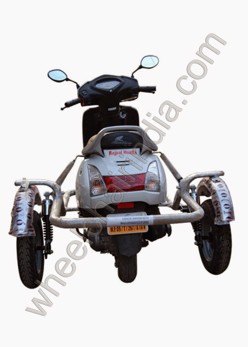Side Wheel Attachment For Handicapped Wheelchair India