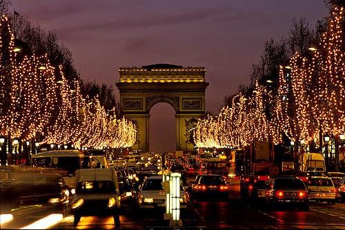 Champs Champs-Elysées em Paris