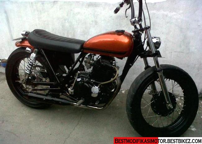 Modifikasi Kawasaki KZ200 Binter Merzy Jap Style title=