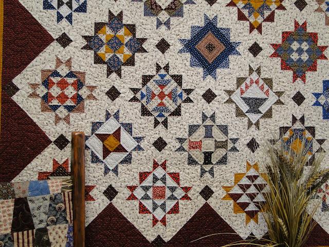 Heartspun Quilts ~ Pam Buda: November 2013 : red crinoline quilts - Adamdwight.com