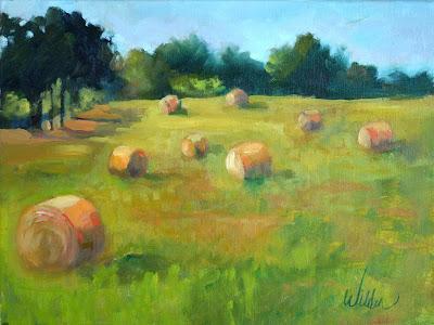http://judywilderdalton.com/works/1834184/hay-bales-in-plein-air