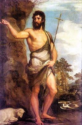 Sant Joan Baptista (Tiziano Vecellio)