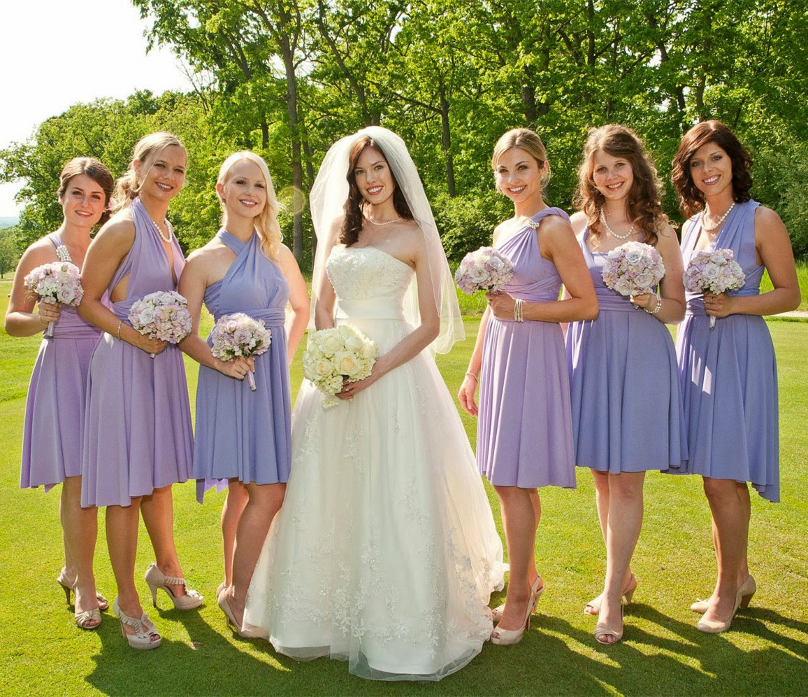 images How to Choose Your Wedding Party