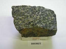 Batuan diorit - photo#8