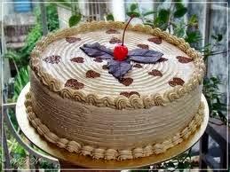 Cubierta para Tortas Baño Moka