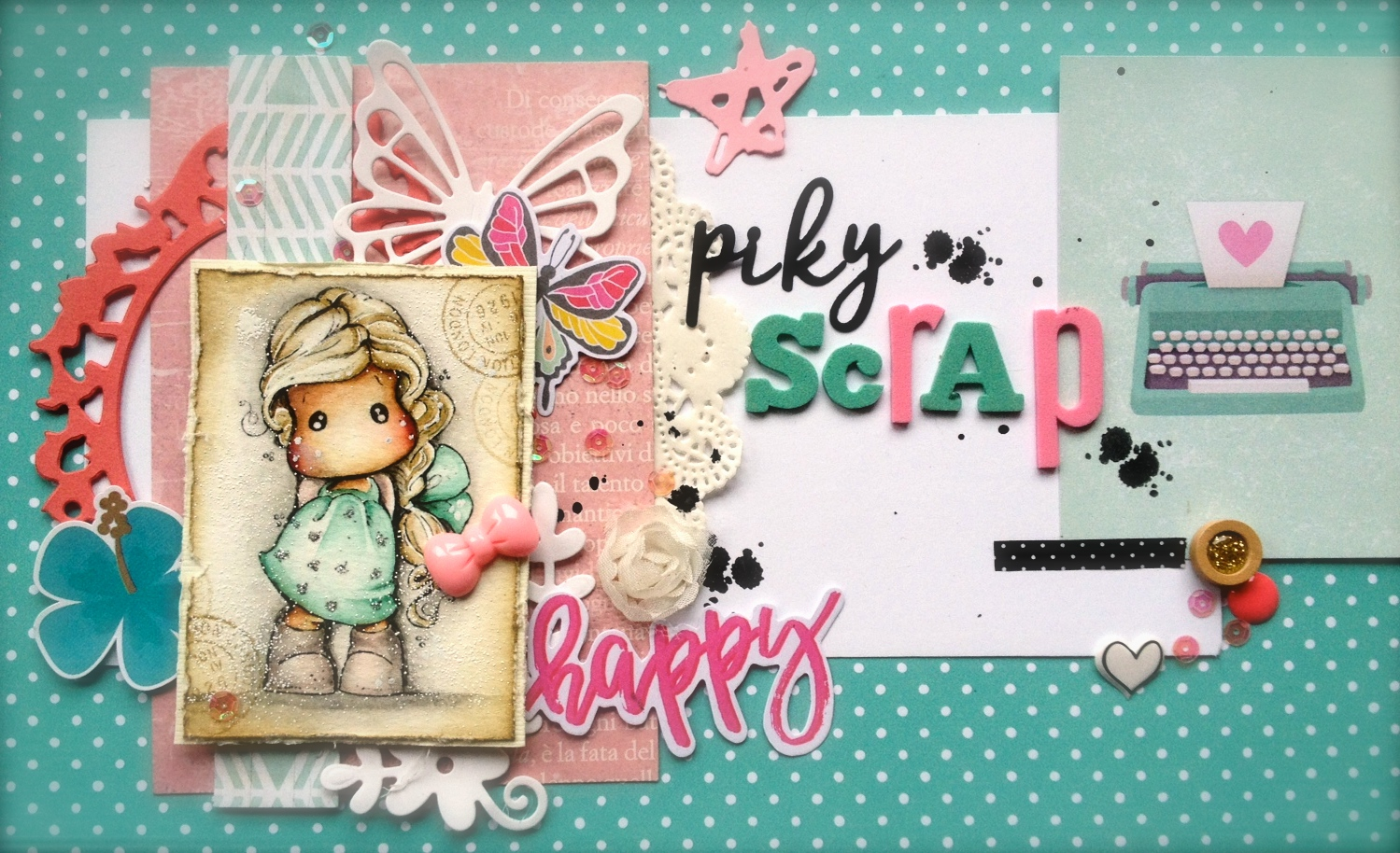 PikiScrap