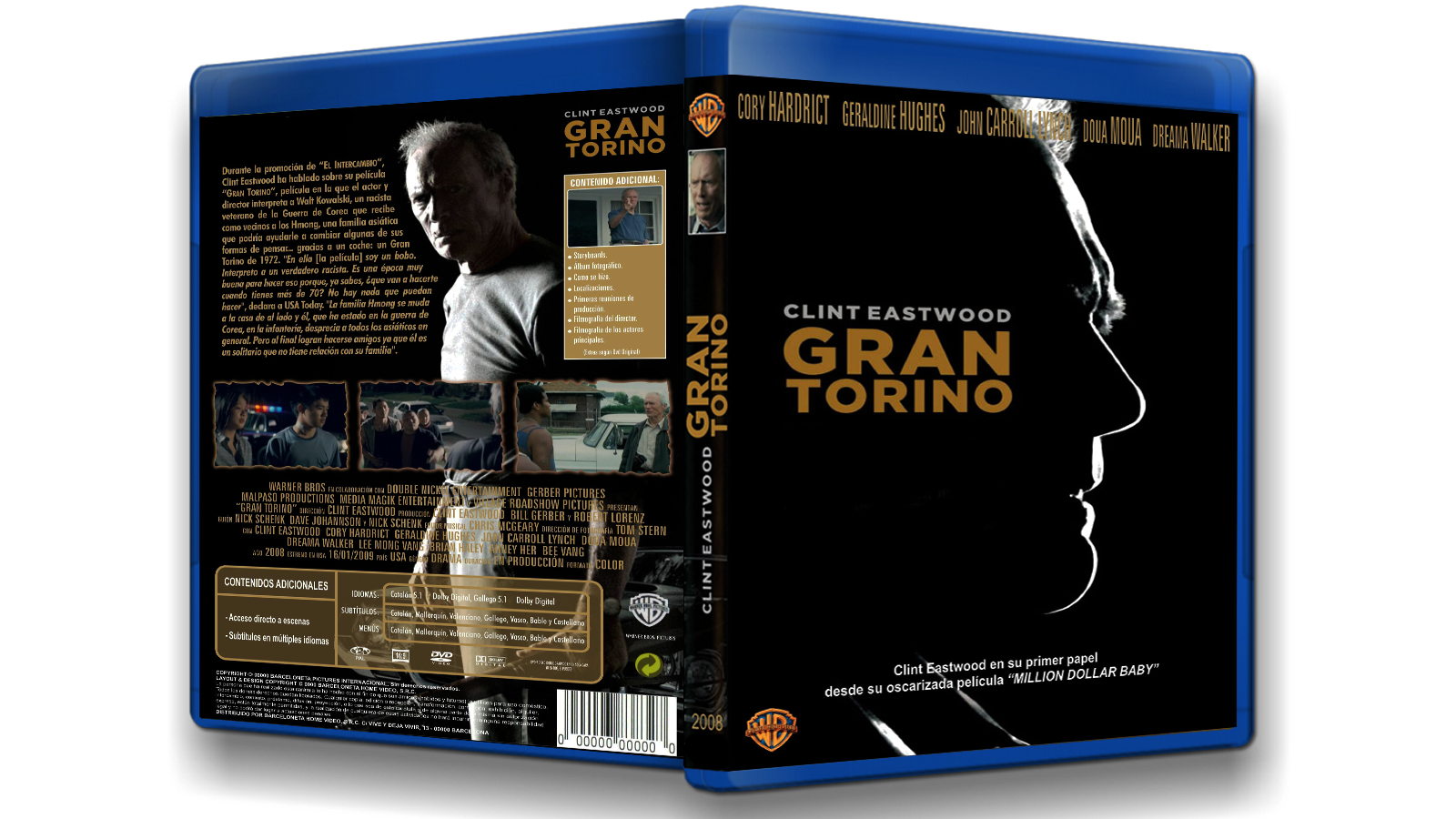 Gran Torino (2008) l Dual Audio l 720p