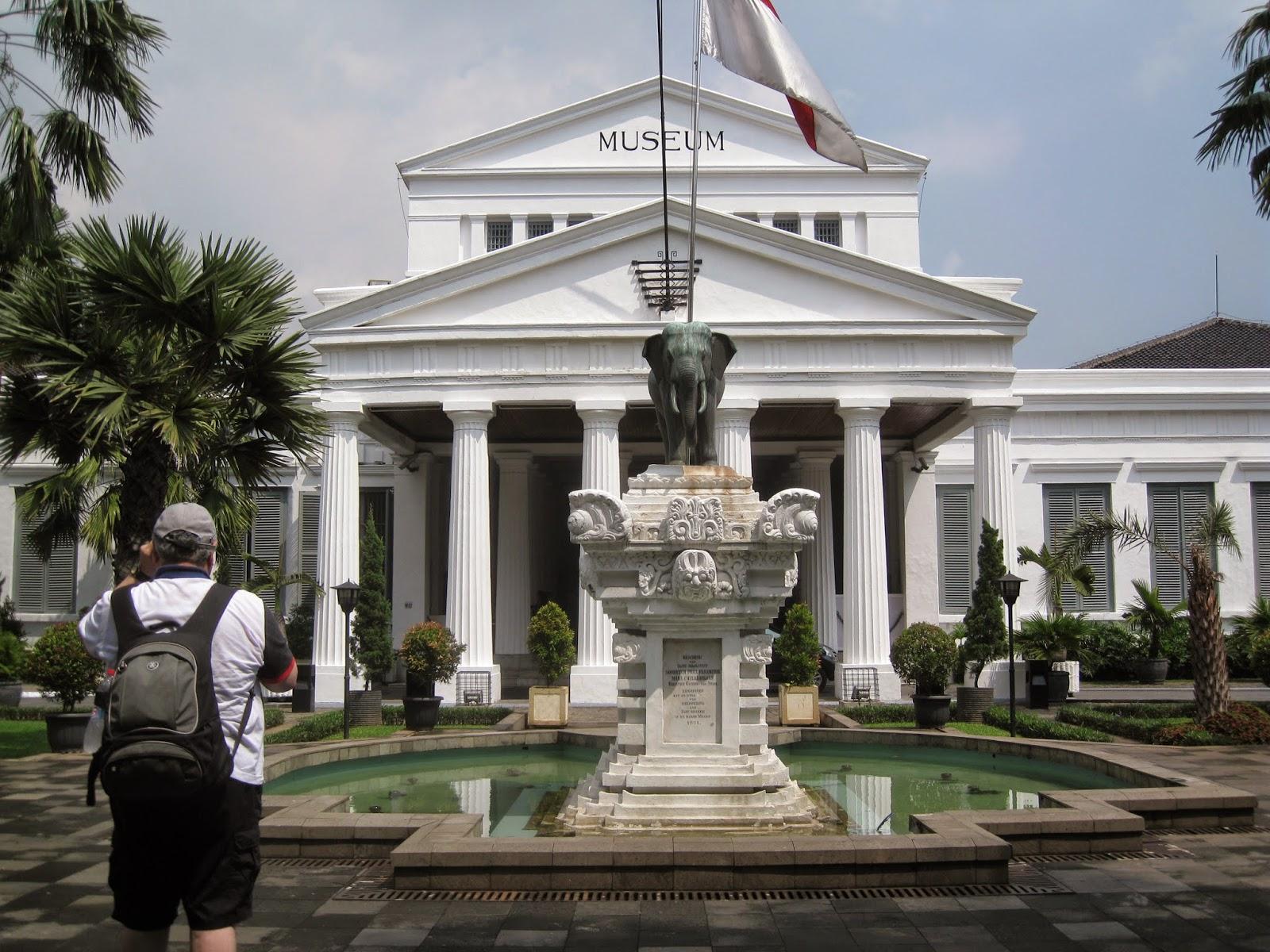 Letsgo2museum Museum Nasional Indonesia Museum Gajah