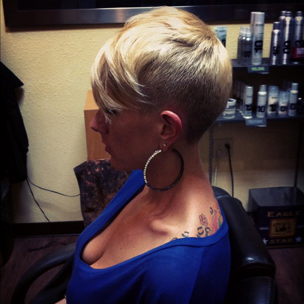 Longish Pixie Haircut Back View | hairstylegalleries.com