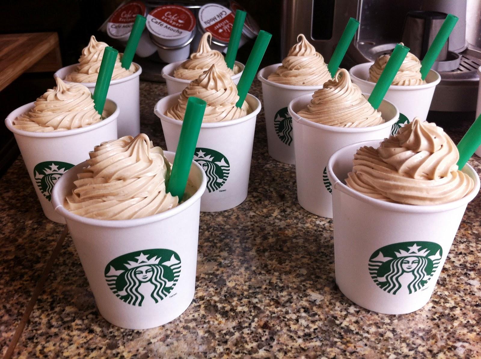 The Pampered Jes: Caramel Cafe Mocha Cupcakes