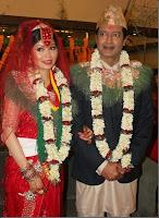 RAjesh Hamal Marriage Photos