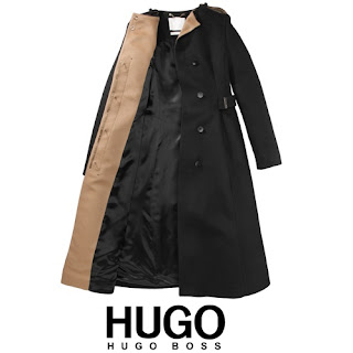 HUGO BOSS FS_Curasa Coat