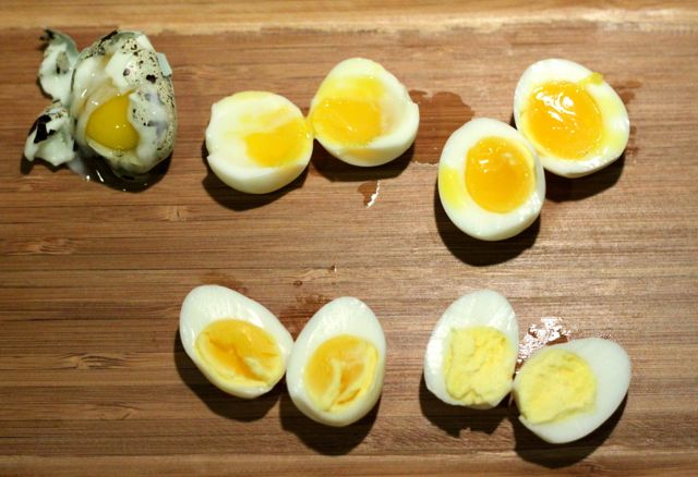 Simply Cooked How to Cook Perfect Quails Eggs