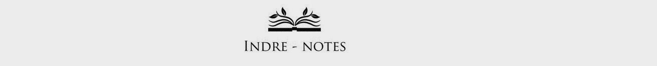 indre-notes