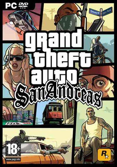 GTA San Andres Full Supercomprimido 531MB [FS]