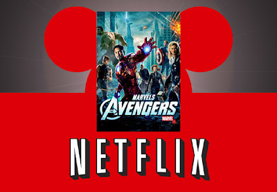 Avengers Netflix digital streaming Disney superhero movie