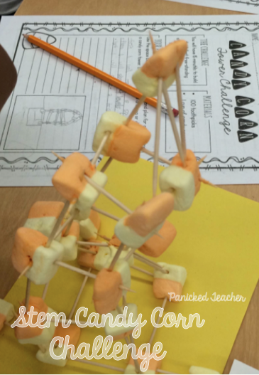 STEM idea, October STEM ideas, Halloween STEM