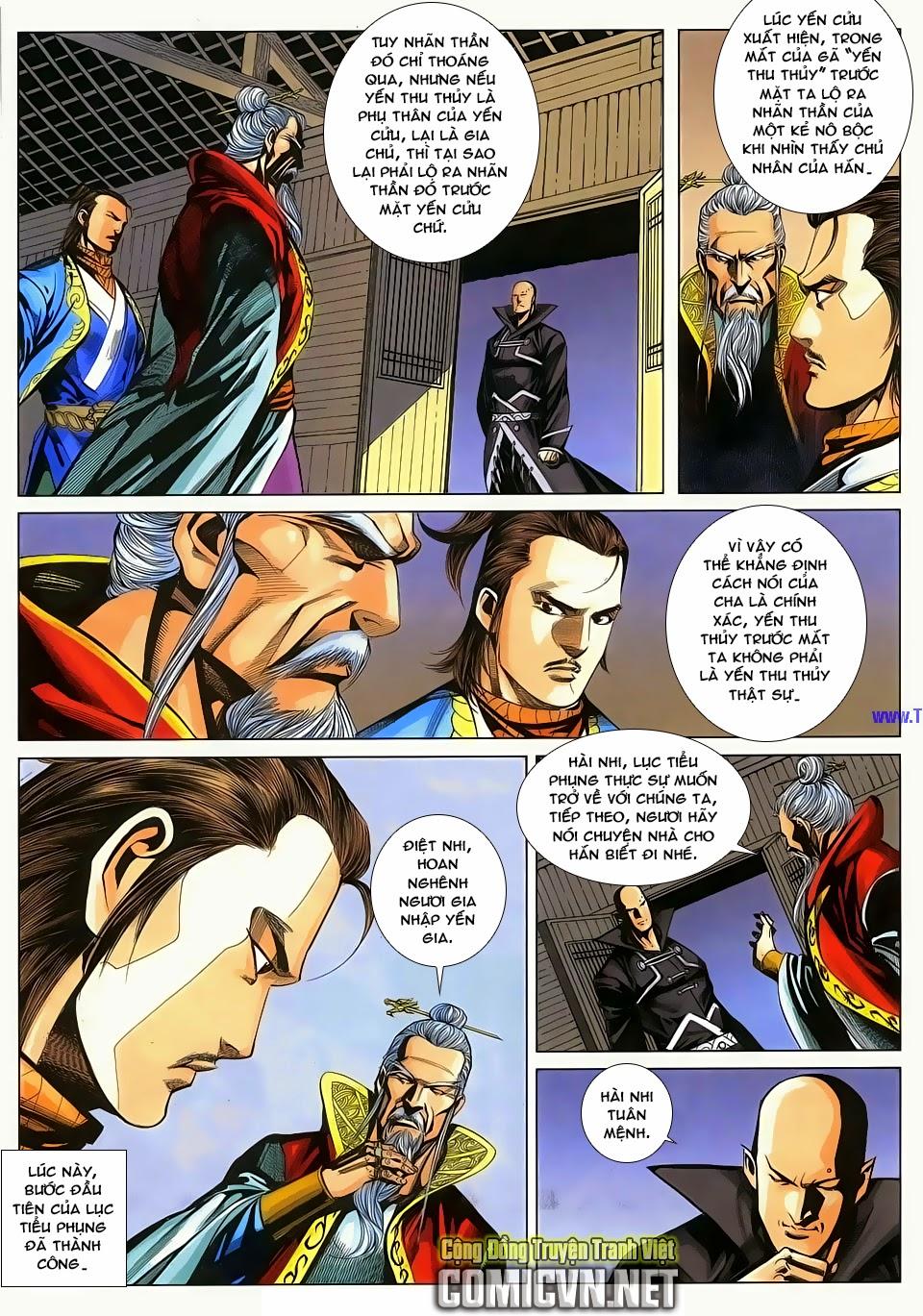 Cổ Long Quần Hiệp Truyện chap 84 Trang 5 - Mangak.info