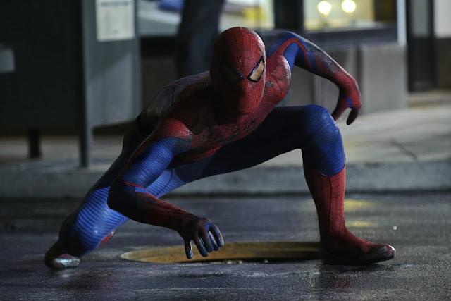 The Amazing Spider-Man, Photograph