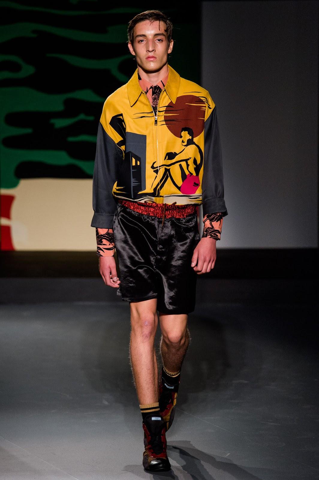 prada summer 2014 milan fashionopher